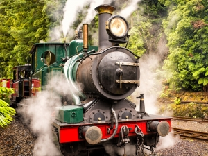 West Coast Wilderness Railway Strahan